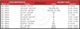 New Adult M Gmax GM46 Dominant Matte Black/Hi-Viz Offroad Helmet DOT image 5