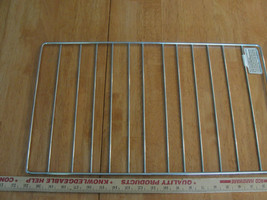 """New OEM LG Microwave Metal Wire Rack Dimensions are 12 1/4"""" x 21"""" - $29.99"""