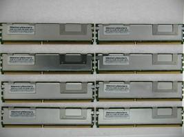 32GB (8x4GB) PC2-5300 ECC FB-DIMM SERVER MEMORY RAM for Dell PowerEdge 2900 III