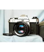 Pentax KX 35mm Film SLR Top Spec K1000 c/w Pentax SMC 55mm f1.8 Lens - T... - $140.00