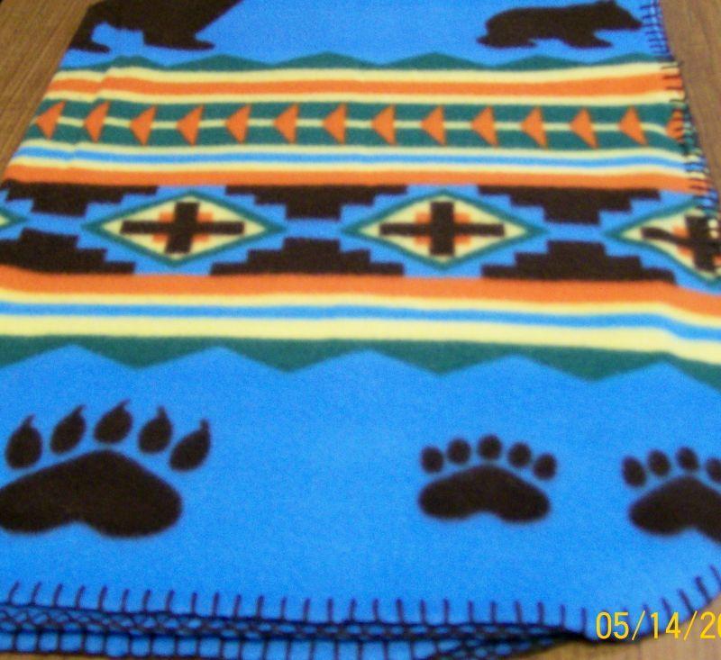 Bear blanket  3