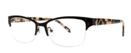 Helium HE 4326 Matt Brown Eyeglass Frames - $114.95