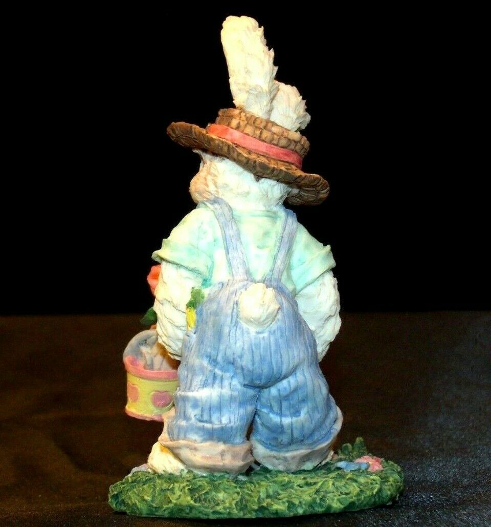 Fund Raising Figurine #372443 HarveyBy House of Lloyd AA-191595 Vintage
