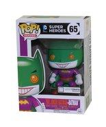 Pop Super Heroes 65 , The Joker Batman-Batman - $21.00
