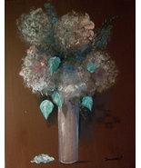 Original 8x10 Floral Canvas Wall Art 05 -: rdoward fine art - $19.00