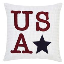 """Patriotic Pillow Set #Two - 6 Pieces 18x18"""""""