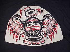Haida Work Vest, signed Bernice Williams, dated... - $400.00