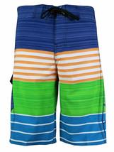 Men's Board Shorts Sport Beach Swimwear Bathing Suit Slim Fit Trunks image 2