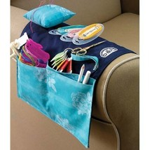 DMC Armchair Organizer sewing cross stitch 12x20 overall size - $18.00