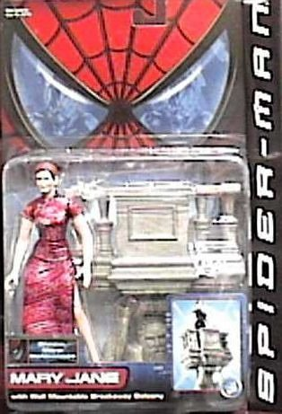 Spider-Man the Movie - Mary Jane Action Figure