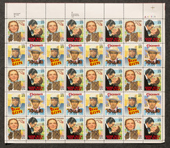 Classic Movie Theme, Wizard of Oz, John Wayne, Beau Geste, Full Sheet of... - $13.50