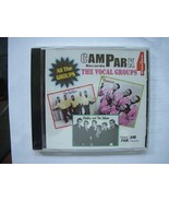 Campark Records Vol 4 -Audio CD - $9.90