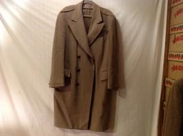 Saint Laurie Women's Light Brown Winter Coat, Size Unknown, See Measurements