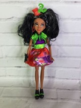 Disney Descendants Freddie Doll Neon Lights Ball Isle Of The Lost Hasbro... - $24.74