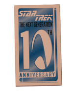 Star Trek The Next Generation 10th Anniversary Fridge Magnet - $30.00