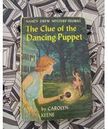 Nancy Drew #39 Dancing Puppet yellow spine PC First printing - $15.00