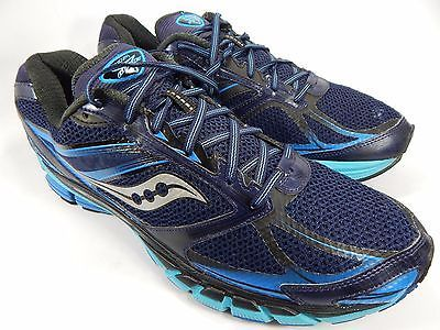 Saucony Guide 8 Men's Running Shoes Size US 14 M (D) EU 49 Blue S20256-3