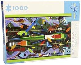 Charley Harper Monteverde 1000 Piece Jigsaw Puzzle - $16.73
