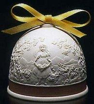 Lladro 1993 Collectors Society Mint Campana Otono Fall Bell Limited Ed Fall Bell - $44.99