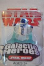 R2-D2-Star Wars 1 Galactic Heroes-2009, Hasbro Asst#90135/13628-NEW - $9.99