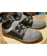 NEW Adidas Die Weltmarke Mit Den Gray / Black Mesh Steel Toe Shoes Men's... - $49.99