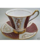 Asian Styled 1940s ENGLISH TUSCAN Dream TEA CUP... - $26.99