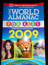 World Almanac for Kids 2009 by World Almanac - $2.00