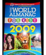 World Almanac for Kids 2009 by World Almanac - $2.00