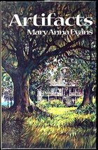 SIGNED Mary Anna Evans ARTIFACTS HC 1stED - $36.99