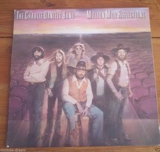 1979 The Charlie Daniels Band Million Mile Reflections Vinyl LP Record VG+ - £3.91 GBP