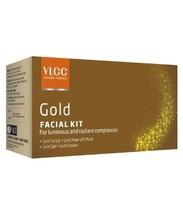 VLCC Single Silver Facial Kit Free Insta Glow Gold Bleach - $13.94