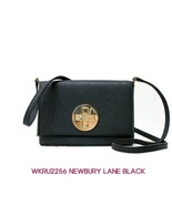 Kate Spade Newbury Lane Sally Crossbody Light Black - $115.29