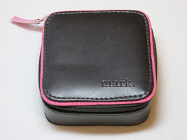 Avon Mark Beloved Jewels Travel Case black pink F3134831 NEW;; - $17.22
