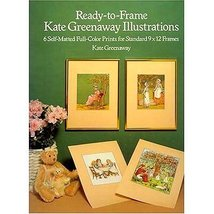 Frame Ready Kate Greenway Illustrations Sc 1stED - $14.99