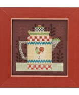 Coffee Pot Kit 2016 Coffee & Friends cross stitch kit Debbie Mumm Mill Hill - $14.85