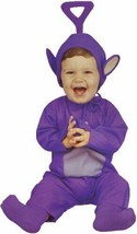 Disguise Teletubbies Tinky Winky Newborn Infant Halloween Costume 0-6 Months Old - $21.39