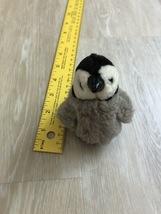 LIKE NEW Plush Folkmanis Baby Penguin  Finger Puppet - $1.49