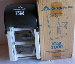 GEORGIA-PACIFIC COMPACT 3000 VERTICAL DOUBLE RO... - $37.13