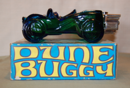 AVON - Dune Buggy - Blue Glass - Spicy After Shave - Full - Vintage Coll... - $12.00