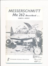 Messerschmitt Me 262 Described Part 2 Series 1 No 7 - $19.75