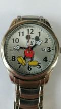 Disney Mickey Mouse Men's Watch Accutime MK2142 Japan Calendar - $404,69 MXN