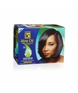 Fantasia IC Aloe Oil Hair Treatment Relaxer Sensitive Scalp No Lye - Sup... - $6.88