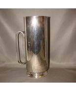 Pitcher by Oneida, Silverplate, Modern Design - $5.00