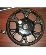 New Home Badged V. S. New Ideal 6 V Shaped Spoked Handwheel w/Securing W... - $10.00