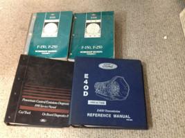 1998 Ford F-150 F150 F250 F-250 TRUCK Service Shop Repair Manual Set W T... - $217.75