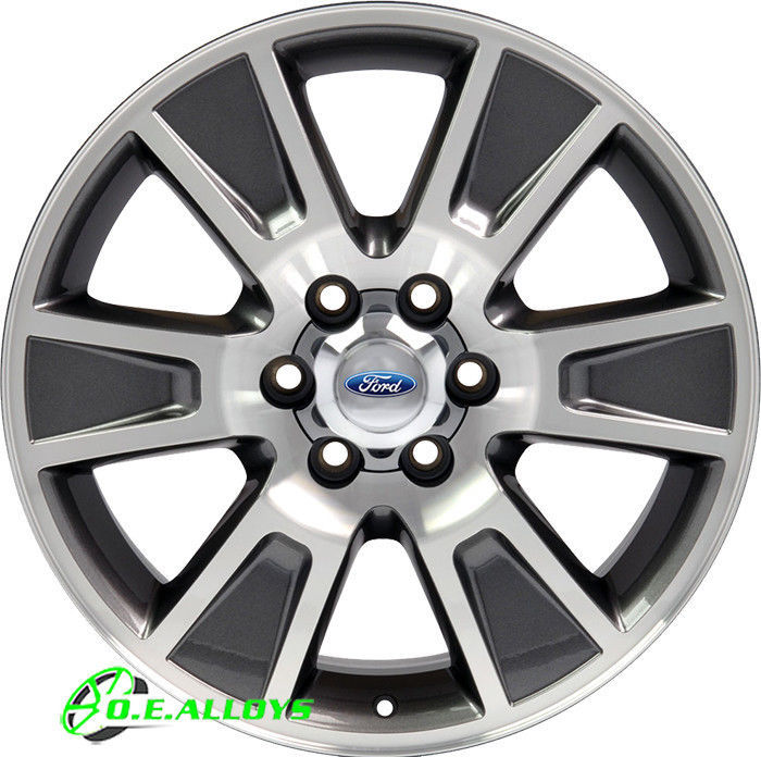 Ford F150 F-150 STX Wheels Rims 2009 2010 2011 2012 2013 OEM Factory Style New