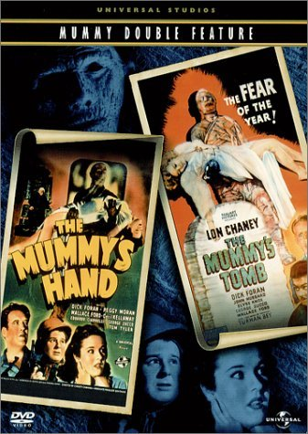 The Mummy's Hand/The Mummy's Tomb DVD