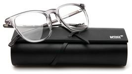 NEW MONT BLANC MB0010O 008 EYEGLASSES 53-20-150mm B45mm Italy - $122.49