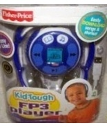 Fisher Price Kid Tough FP3 Song & Story Player - Blue - $140.00