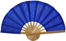 Blue Bamboo Hand Fan Asian Hand Fans - $1.95